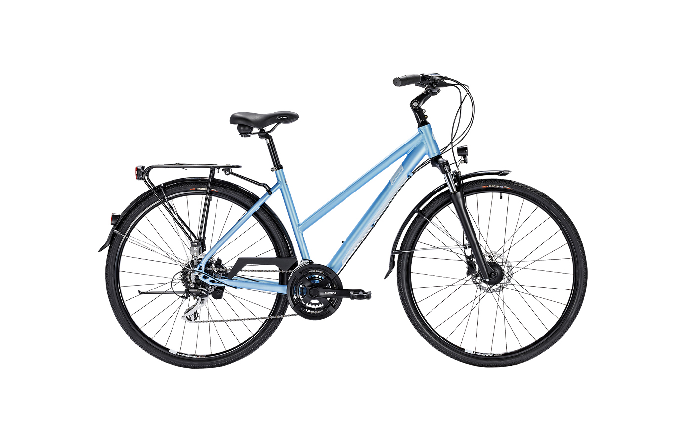 Bicykel LAPIERRE TREKKING 200 W 2018
