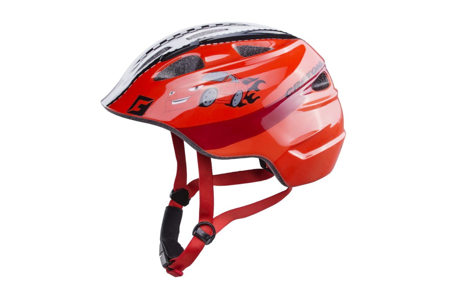 Prilba CRATONI AKINO | racer red glossy